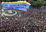 Manifestación en Madrid contra la LOE
