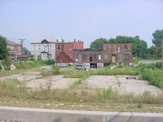 East St Kansas City Missouri