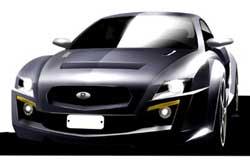 Prodrive Car Concept