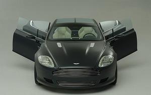 Aston Martin Car Concept
