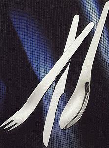 Comer sopa con cuchillo es como comer arroz con popote.
