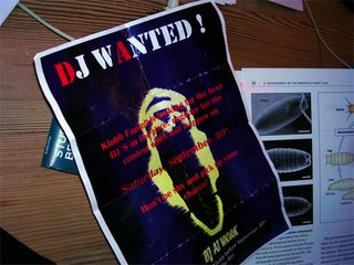 DJ Wanted