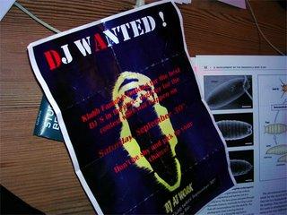 DJ Wanted