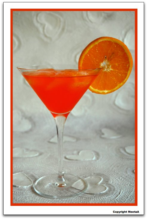 Mixology Monday: Exotic - Sex on the Beach