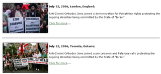 Proof that Neturei Karta are not Orthodox Jews