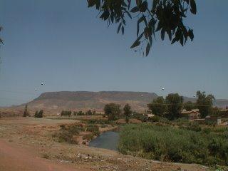 Ville de Khénifra - Maroc