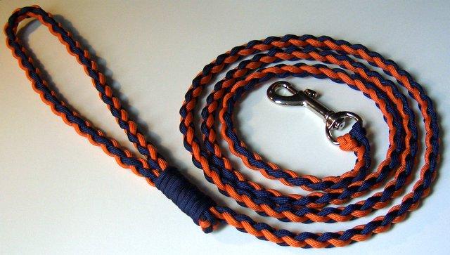Stormdrane S Blog Braided Paracord Dog Leash