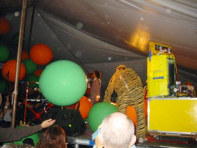 flaming lips secret show
