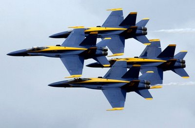 Image of Blue Angels