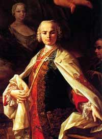 Carlo Broschi, known as Farinelli