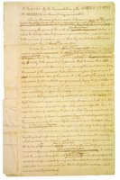 Draft of the Declaration