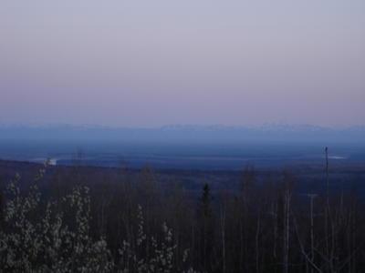 Vallée (Alaska, USA, Amérique du Nord)