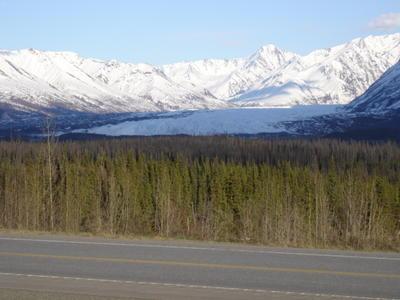 Glacier (Alaska, USA, Amérique du Nord)