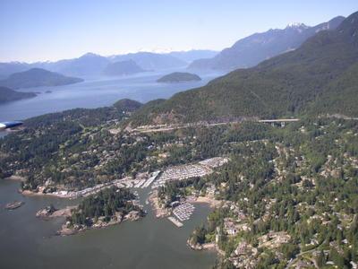 West Vancouver (Vancouver, Colombie Britannique, Canada)