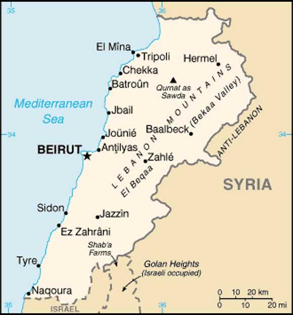 Israel Matzav: DEBKAfile: Sidon is taken over as Russian-Syrian ...