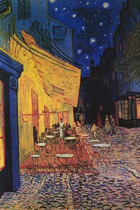 vincent van gogh the night cafe essay
