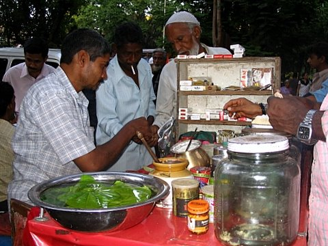 Image result for paan shop muslim