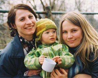 mama, ja i ciocia