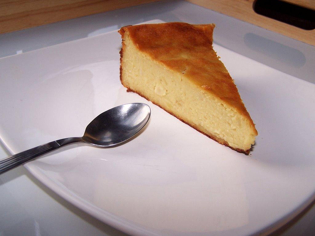 ... typique des Antilles françaises: le gâteau de patates douces