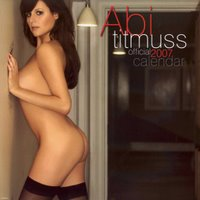 Abi Titmus 2007 Calendar Cover