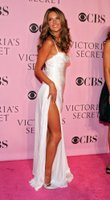Alessandra Ambrosio Flashes Some Thigh