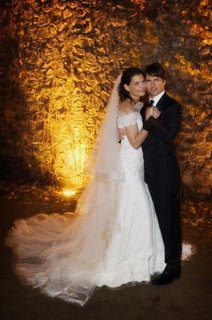 Tom Cruise/Katie Holmes Wedding Photo