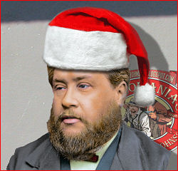 Merry Christmas from Spurgeon