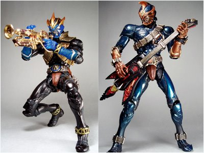 Kamen Rider Kaixa Break Form