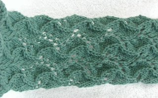 lace table runner length