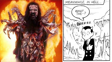 lordi wins eurovision - hell freezes