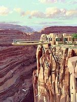 Grand Canyon Skywalk Photo