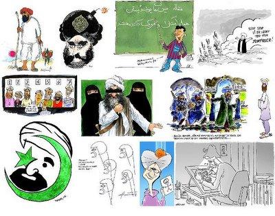vignette su maometto