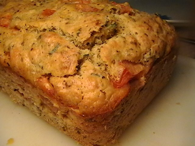 Cake Au Tomates S Ef Bf Bdch Ef Bf Bd Olive F Ef Bf Bdta
