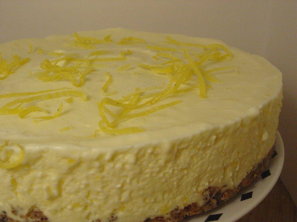 Cake Aux Citrons Moelleux Blog
