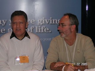 Phil Goodwin and Doug Wiley