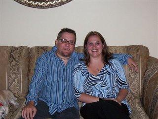 Brad & Rebecca Skiffington