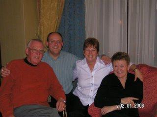 Bob, Gary, Chris, Fran