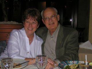 Christine & Merv Sheppard