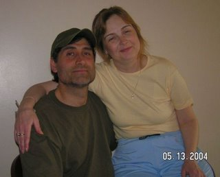 Karen Murray & husband Victor Chadi