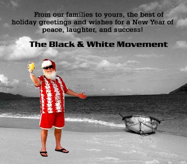 The Black And White Movement 2005