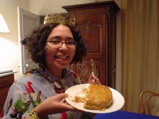 la reine et la galette