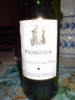 Pigmentum Wine