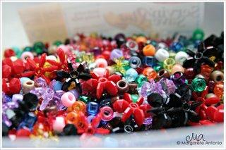 yummy beads!