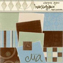 MarketPlace PaperPack © margarete antonio