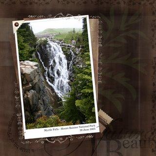 Myrtle Falls ©Margarete Antonio