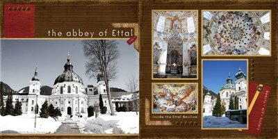 The Abbey of Ettal