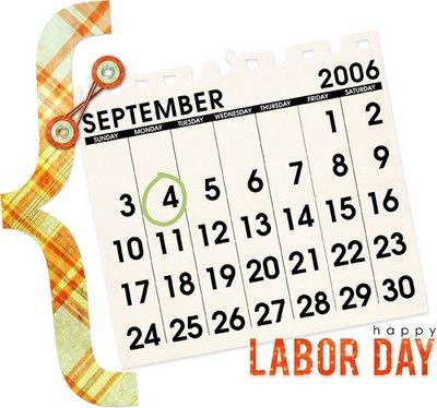 Labor Day 2006