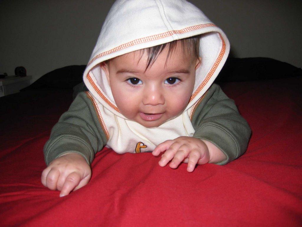 تبریک دندون درآوردن بچه دیروز و امروز من: January 2006