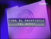 La periodistas cubana-española Lissette Bustamante durante la entrevista