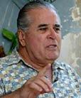 Disidente cubano Elizardo Sánchez Santa-Cruz